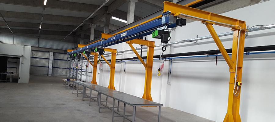 fabrica Geteqa interior