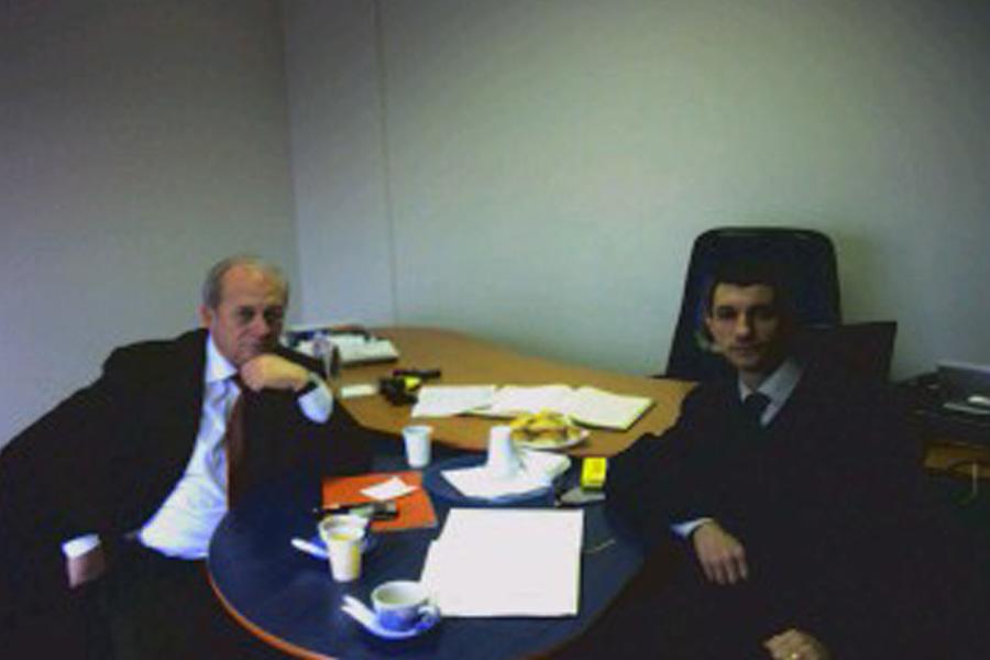 Vizita Dr. Domenico Monsurro - CEO Coelmo