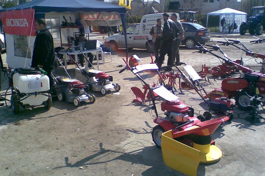 Cum a fost la Agromexpo Bacau 2008