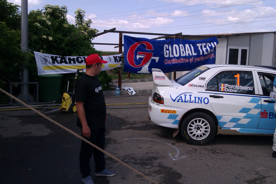 Raliu Bacau 2012 - Am fost si noi la start!