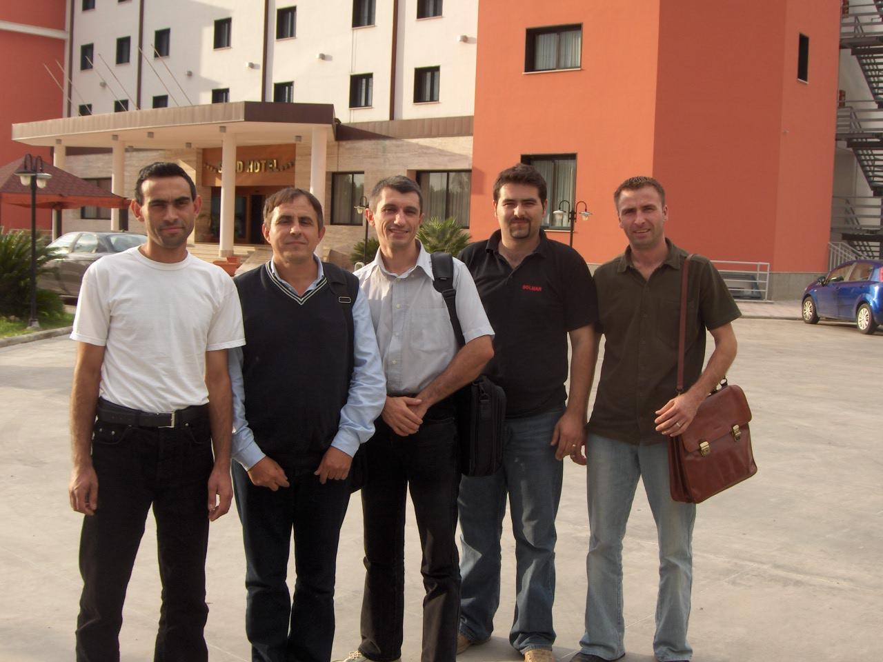 Training service si vanzari la Coelmo, Italia