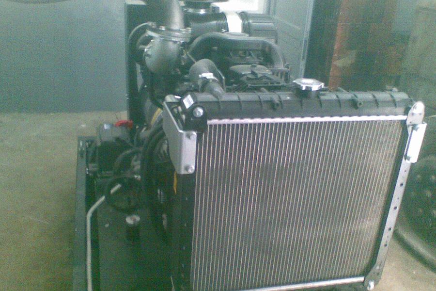 Generator electric Coelmo 60 Kva