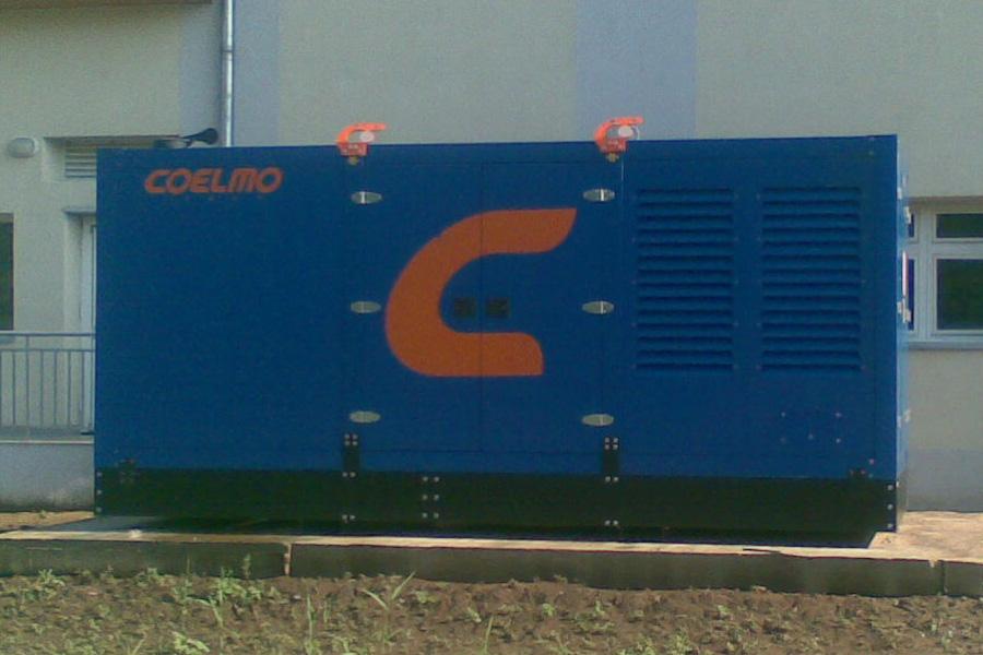 Generator curent Coelmo de 500 Kva