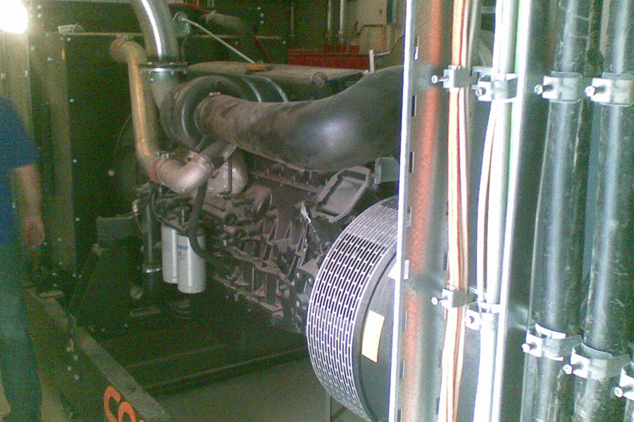 Generator de curent Coelmo 400 Kva automat