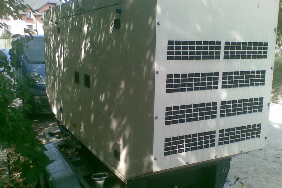 Reparatie generator curent Real 50 Kva