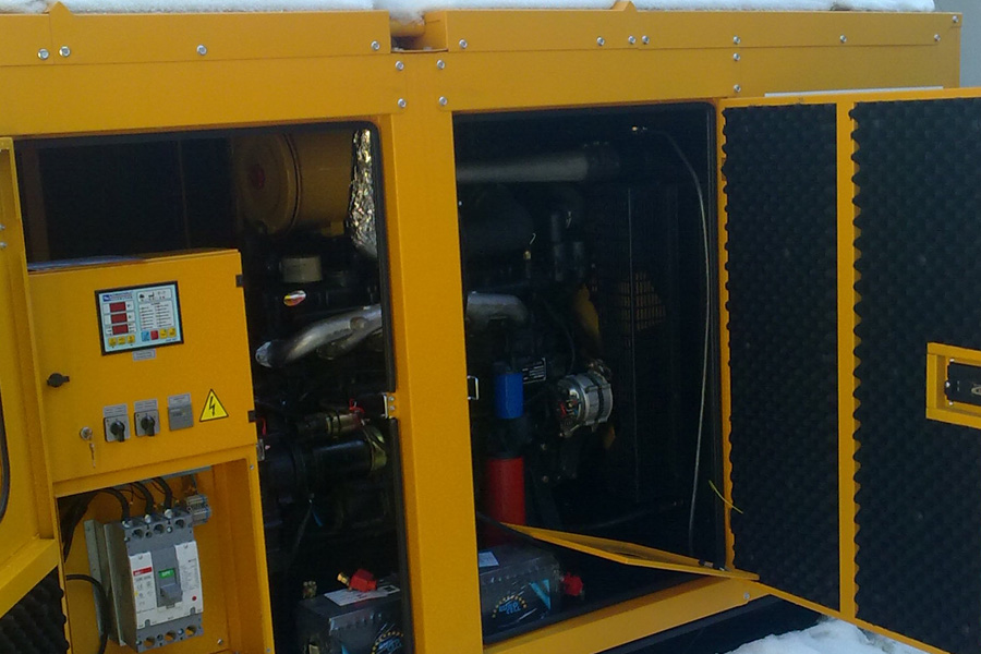 Generator electric de curent Emsa 150 Kva