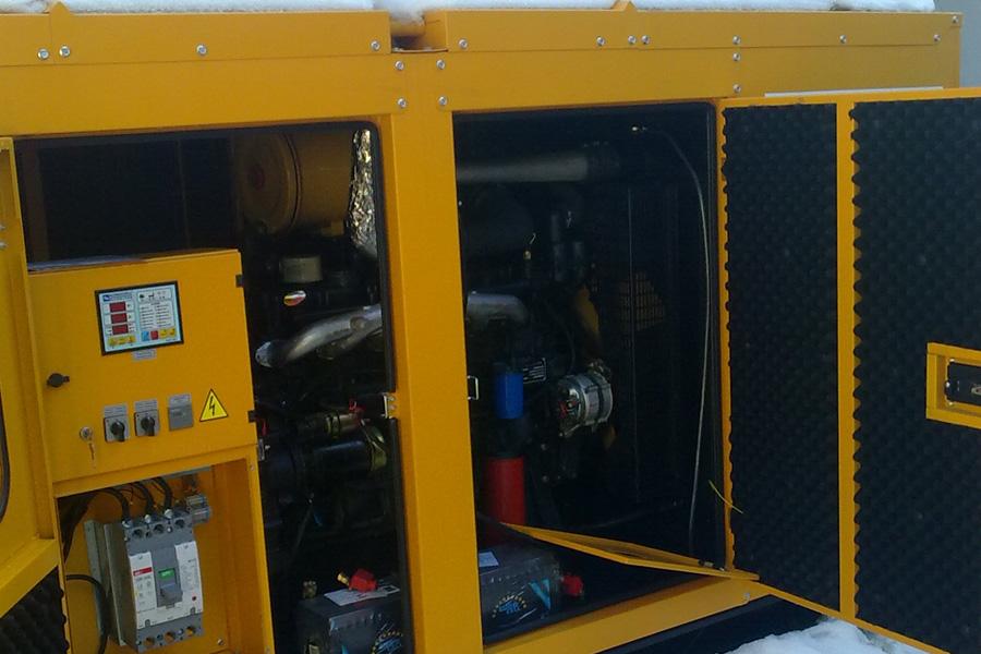 Generator electric de curent Emsa 150 Kva