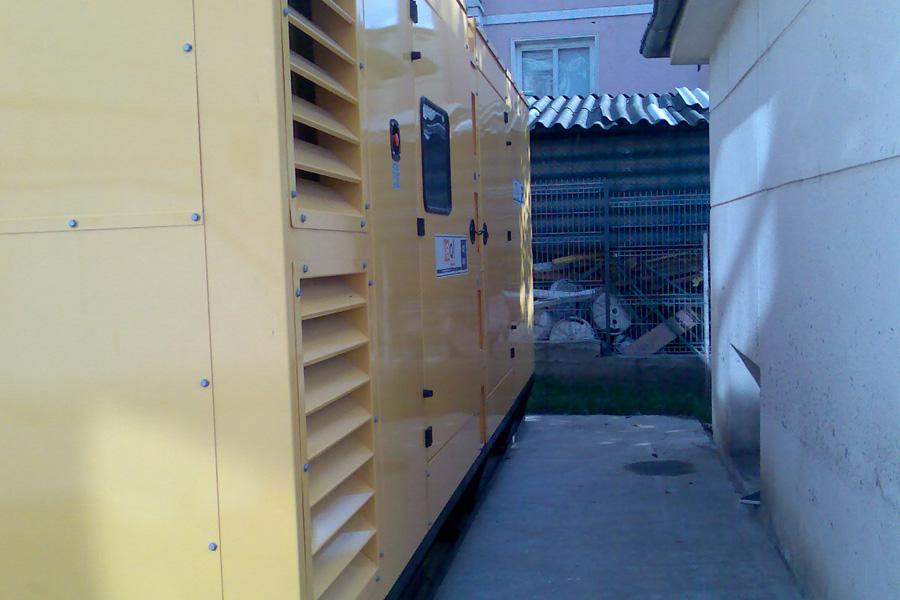 Grup electrogen diesel Emsa 500 Kva