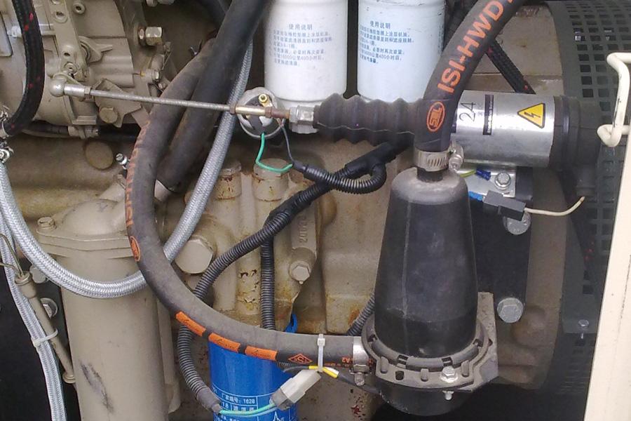 Reparatie generator Real 50 Kva