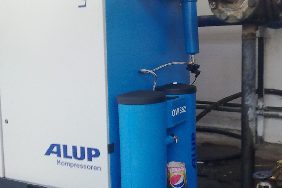 Compresor de aer cu surub Alup Largo 75