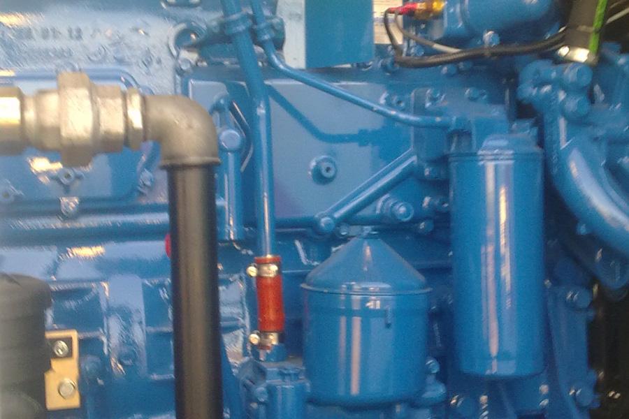 Generatoare pe gaz