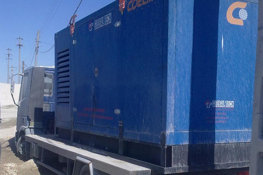 Inchiriere generator 300 Kva