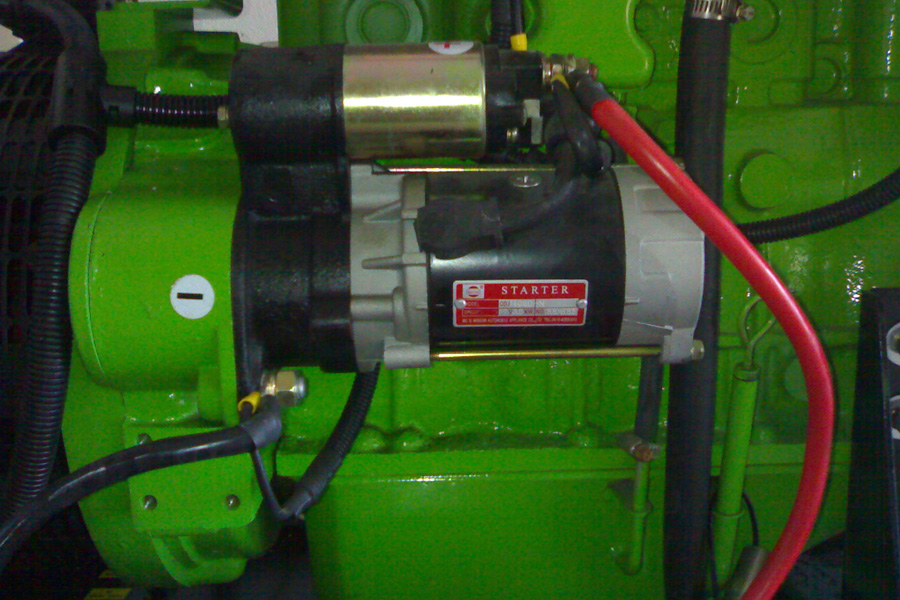 Generator curent Aksa 25 Kva automat