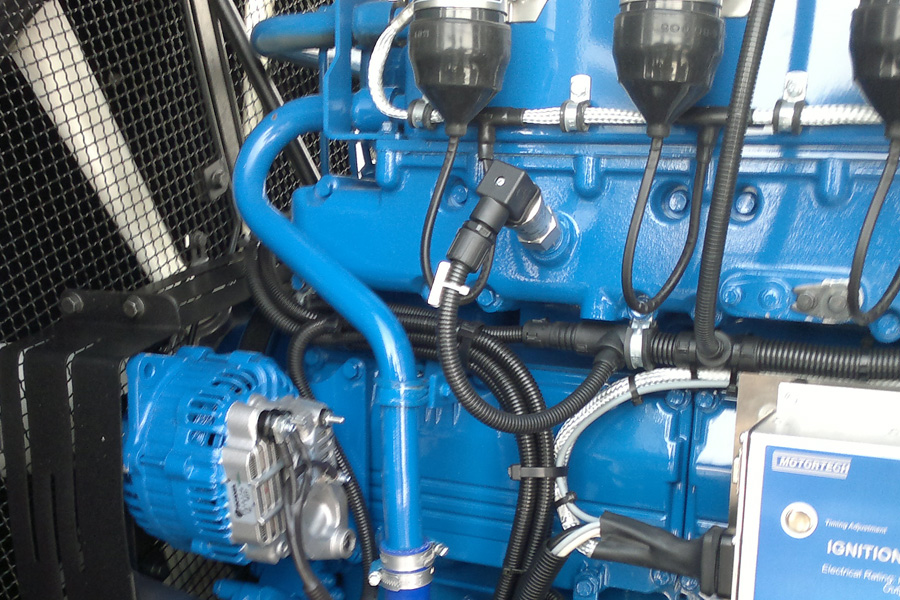 Revizie generator electric Sonda 2