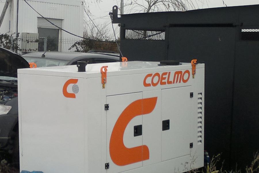 Instalare generator electric pe gaz