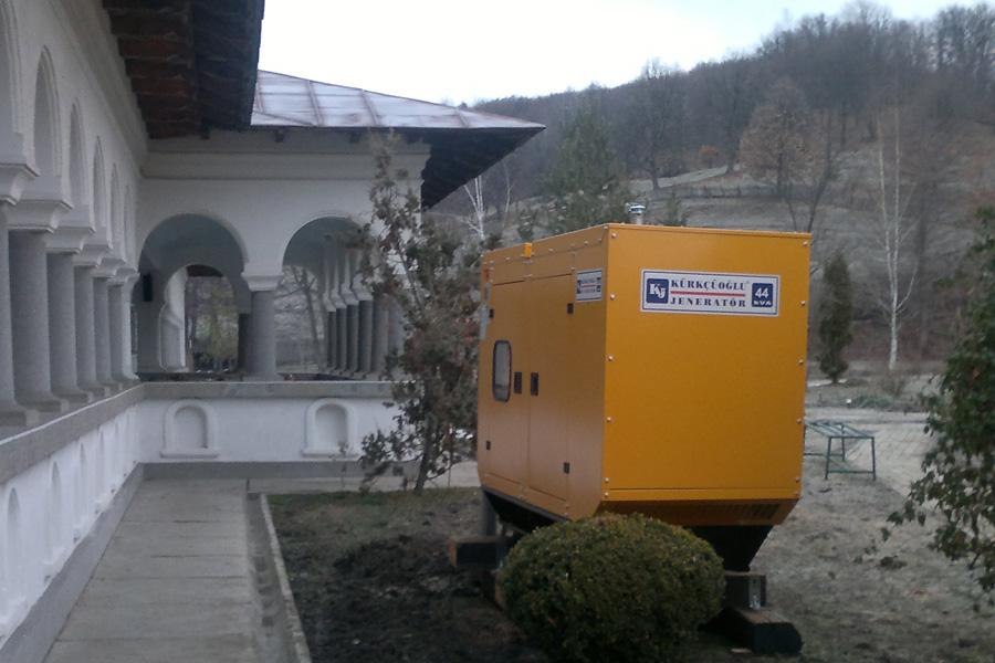 Instalare generator electric 40 Kva