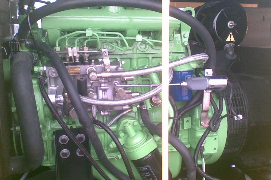 Generator de curent Real 30 Kva