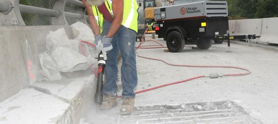 Scule pneumatice pentru constructii, industrie si servicii