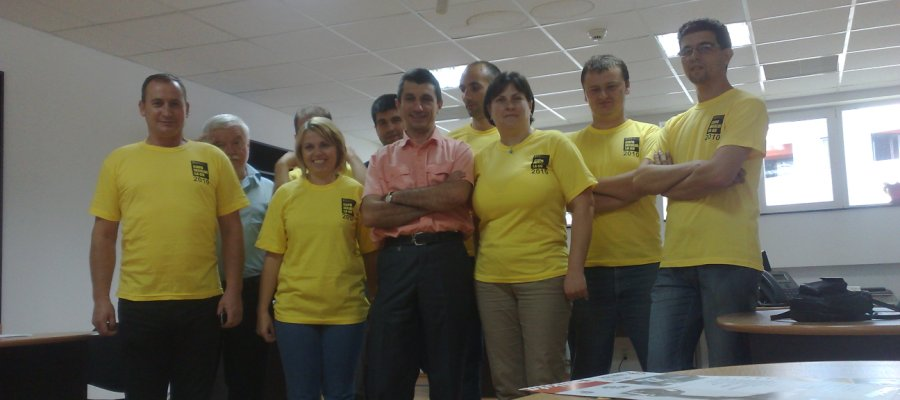 Echipa noastra de la Global Tech