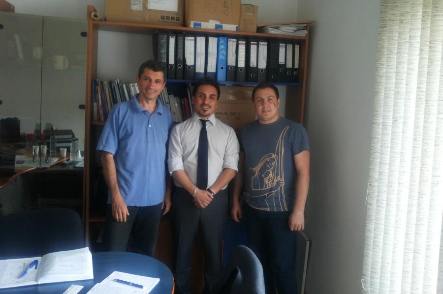 Producatorul de grupuri electrogene Teksan la Global Tech Iasi