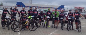Echipa de ciclism din Iasi