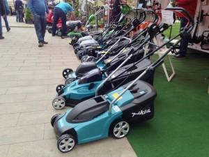 Global Tech si Makita va asteapta la Targul de Flori si Gradina, la Palas Mall