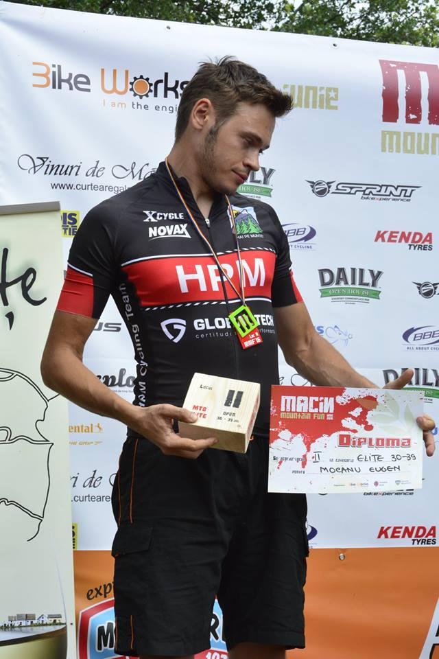 HPM Cycling Team - Global Tech 12