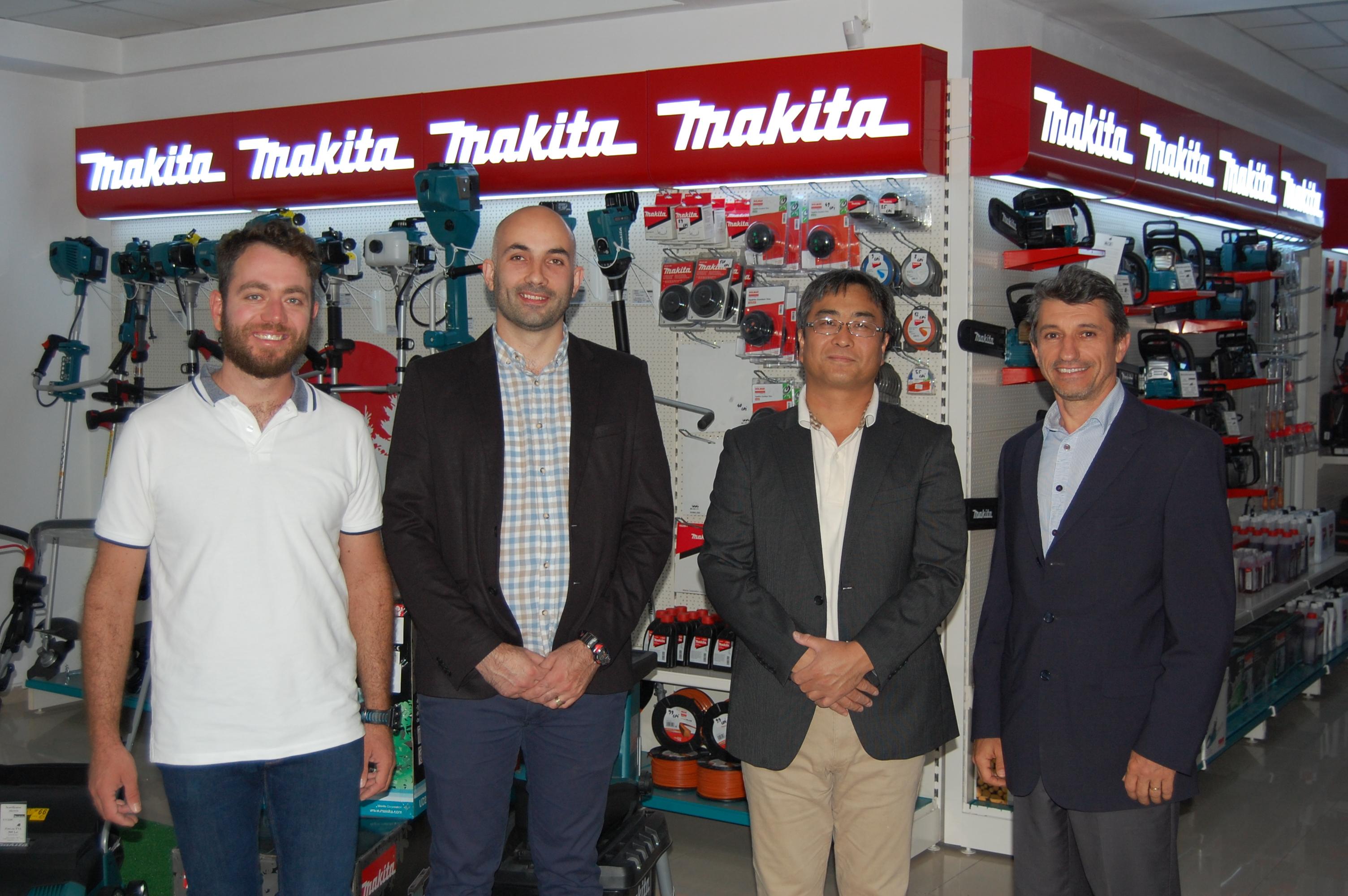 Am fost onorati de vizita Makita Romania la Iasi