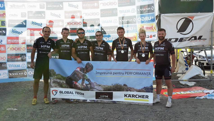 HPM Cycling Team pedaleaza spre victorie| Global Tech