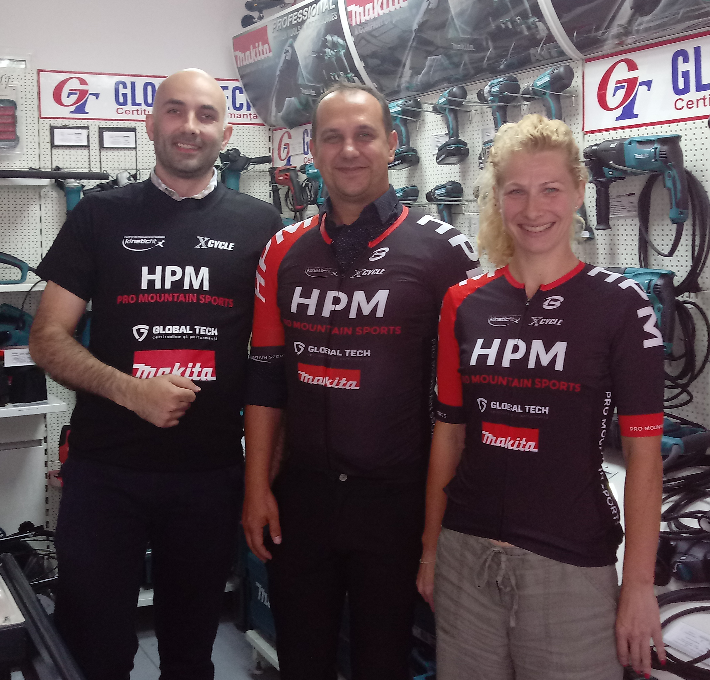 Un nou membru in echipa HPM - Pro Mountain Sports