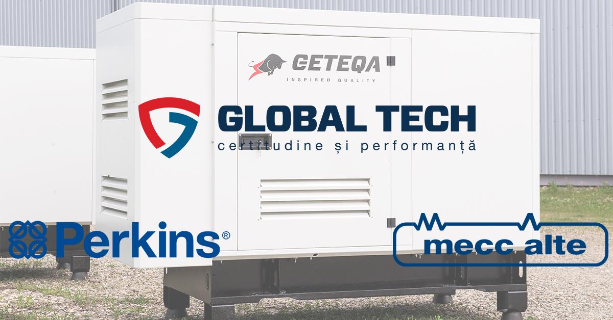 Perkins si Mecc Alte - Noii furnizori Global Tech